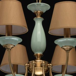 Hanging lamp Magellan Classic 8 Copper - 713010308 small 13