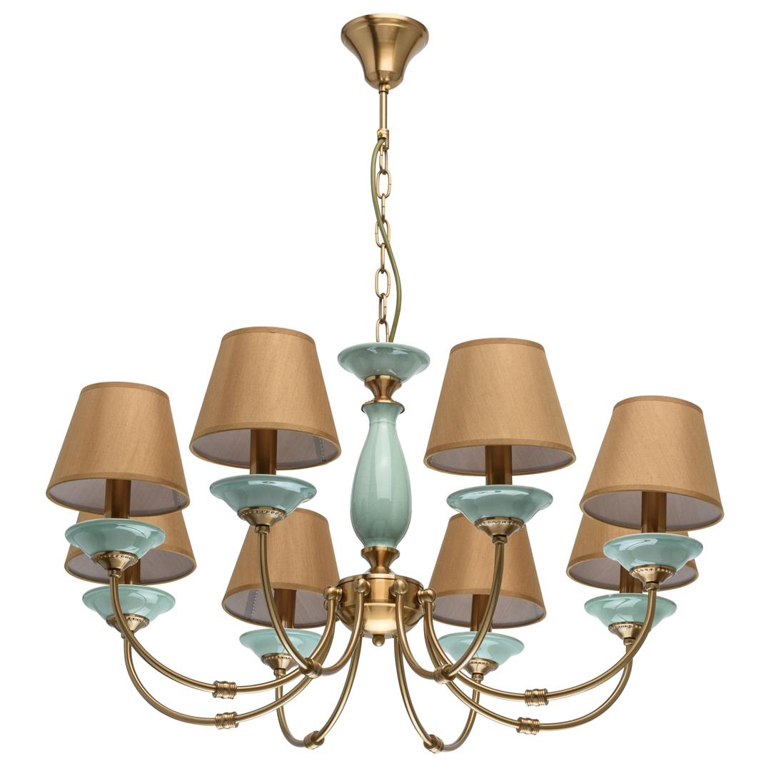 Hanging lamp Magellan Classic 8 Copper - 713010308