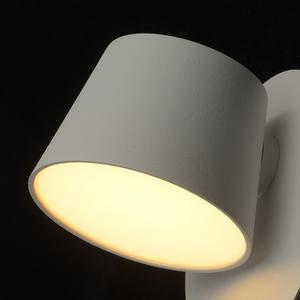 Wall lamp Hartwig Techno 2 White - 717020802 small 5