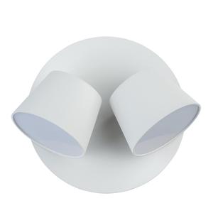 Wall lamp Hartwig Techno 2 White - 717020802 small 0