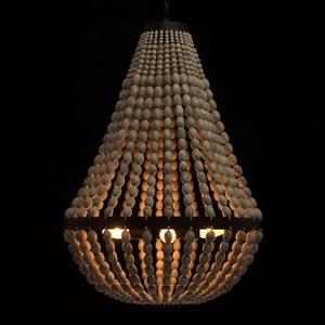 Hanging lamp Loft 4 Beige - 679010704 small 7