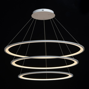 Pendant lamp Hi-Tech 200 White - 661016903 small 1