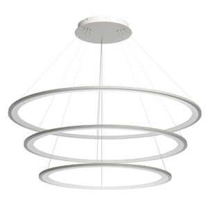 Pendant lamp Hi-Tech 200 White - 661016903 small 0