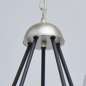 Hanging lamp Alghero Classic 5 Silver - 285011305 small 12