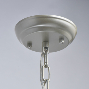 Hanging lamp Alghero Classic 5 Silver - 285011305 small 2