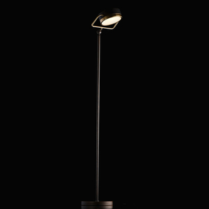 Hamburg Loft 1 Floor Lamp Brass - 605041601 small 1