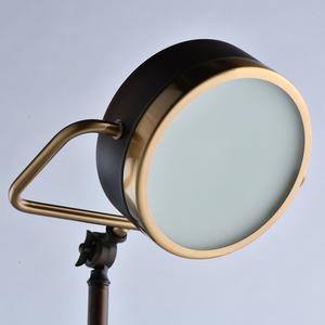 Hamburg Loft 1 Floor Lamp Brass - 605041601 small 2
