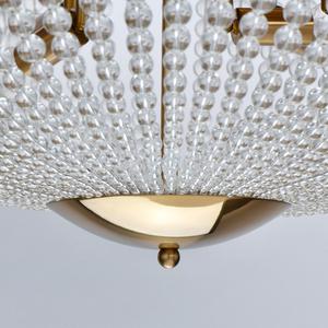 Hanging lamp Venezia Crystal 15 Brass - 111012815 small 10