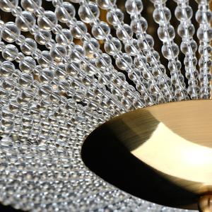 Hanging lamp Venezia Crystal 15 Brass - 111012815 small 11
