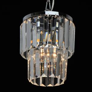 Pendant lamp Adelard Crystal 1 Chrome - 642014201 small 3