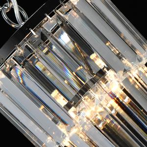 Pendant lamp Adelard Crystal 1 Chrome - 642014201 small 6