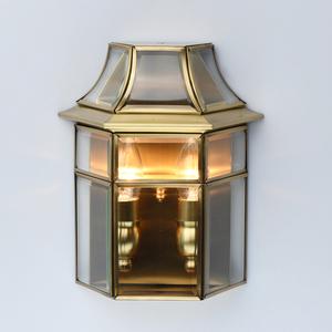 Wall lamp Corso Street 2 Brass - 802021802 small 1