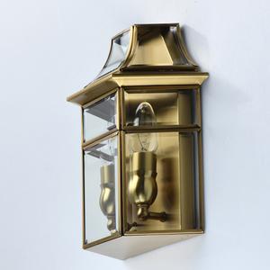 Wall lamp Corso Street 2 Brass - 802021802 small 3