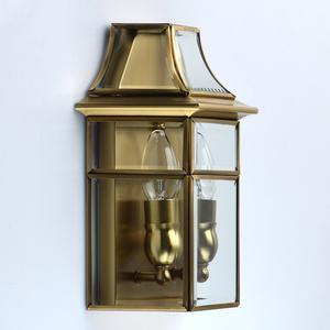 Wall lamp Corso Street 2 Brass - 802021802 small 4
