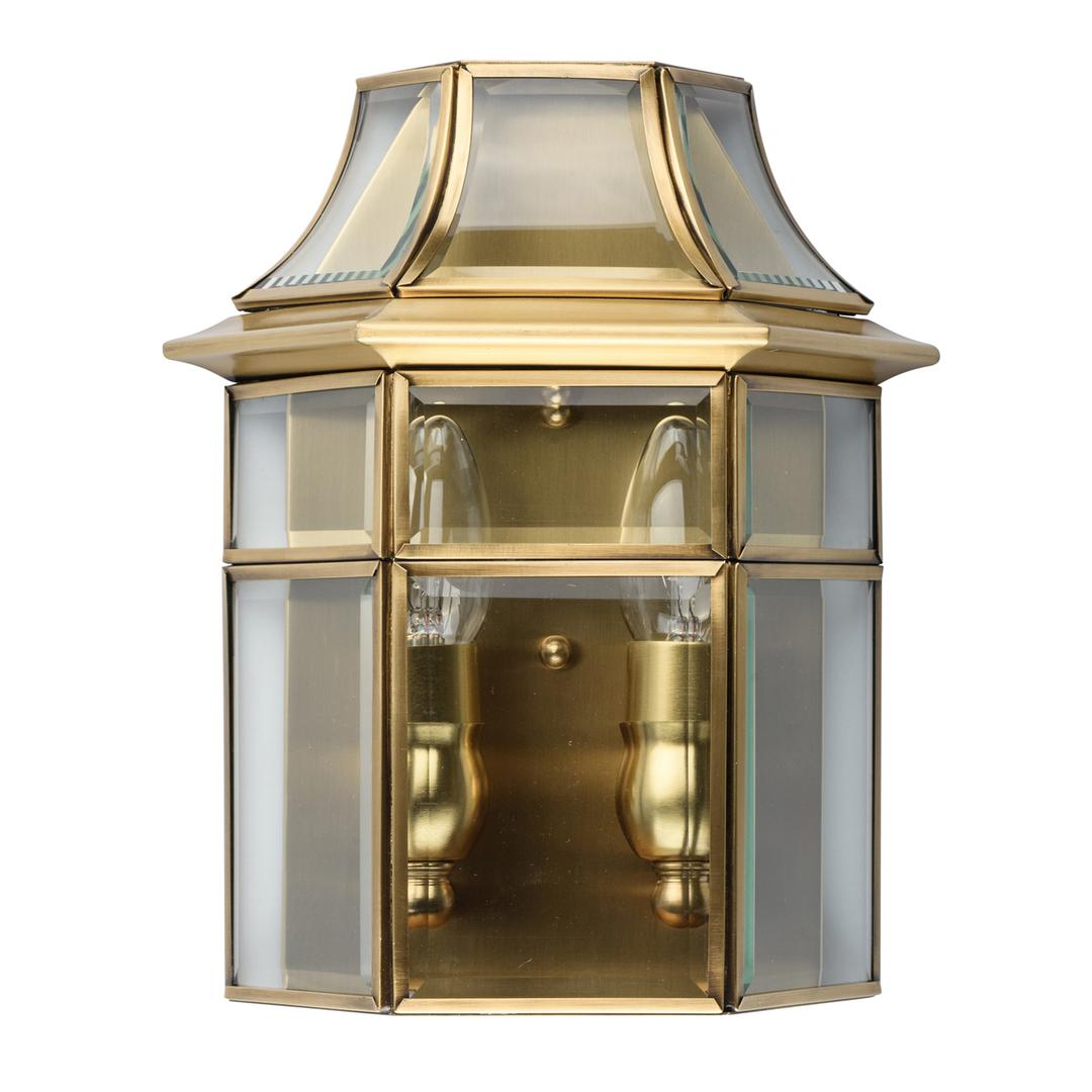 Wall lamp Corso Street 2 Brass - 802021802