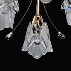 Hanging lamp Amelia Flora 13 Gold - 294016213 small 6