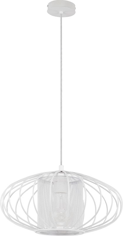 Hanging lamp System Elipsa IS White E27 1 x 60W