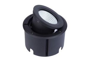 Outdoor lamp recessed into the ground Lutec ARCTIC small 0