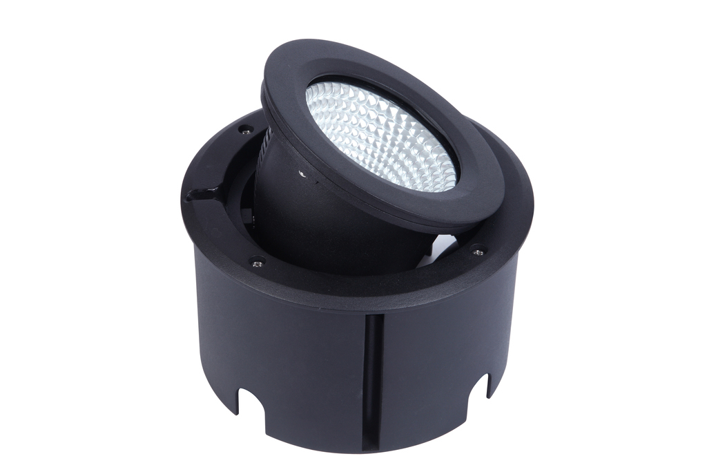 Outdoor lamp recessed into the ground Lutec ARCTIC