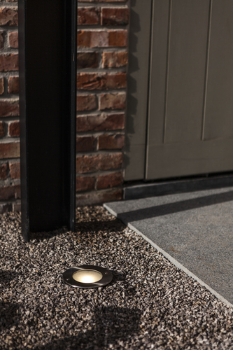 Outdoor recessed lamp Lutec STRATA