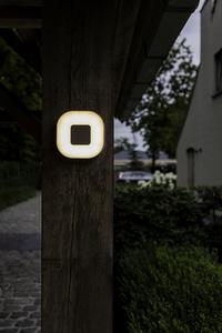 Lutec UBLO outdoor lamp small 1
