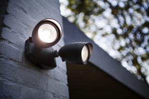 Lutec SHRIMP outdoor lamp small 1