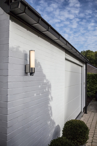Outdoor wall lamp with motion sensor Lutec LEDA small 1