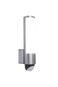 Outdoor wall lamp with motion sensor Lutec LEDA small 0