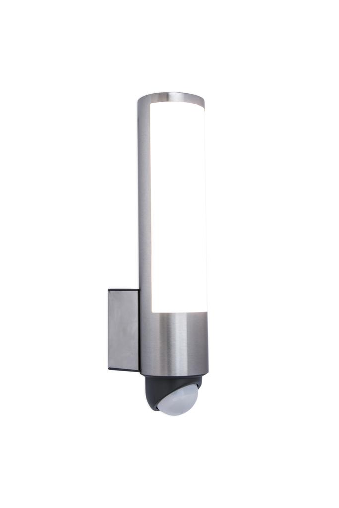 Outdoor wall lamp with motion sensor Lutec LEDA