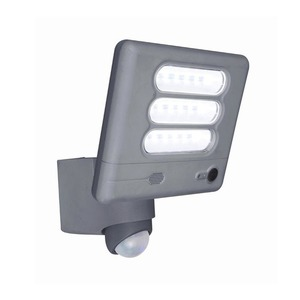 Outdoor Lutec ESA lamp with built-in camera, microphone and speaker small 0
