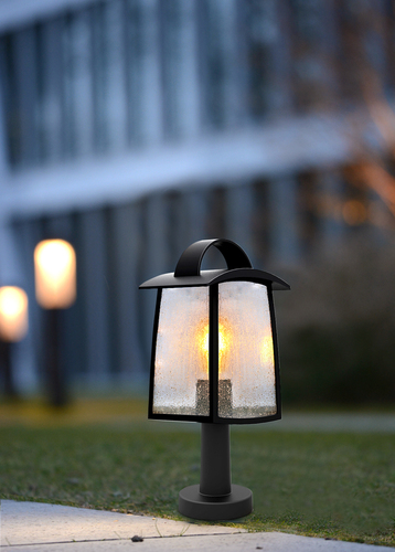 Garden lantern Lutec KELSEY
