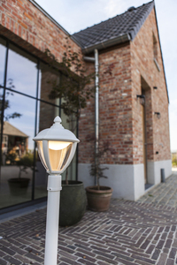 Lutec UNITE outdoor floor lamp small 1