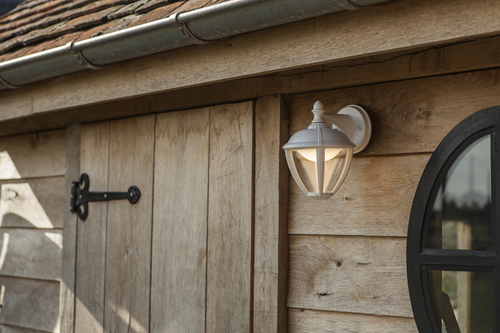 Lutec UNITE outdoor wall lamp