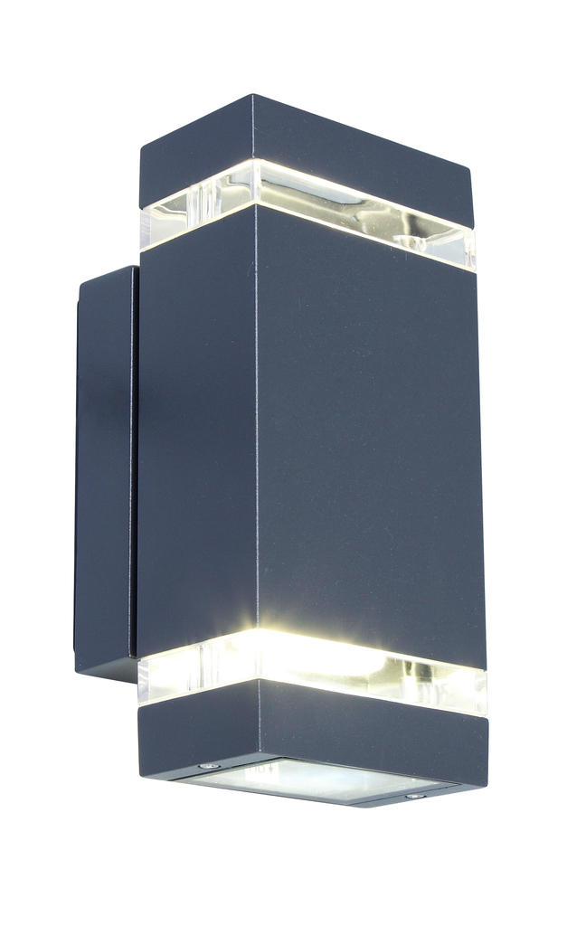 Lutec FOCUS outdoor wall lamp