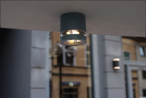 Lutec FOCUS outdoor ceiling lamp