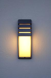 Lutec CITY outdoor wall lamp small 1