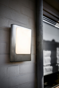 Lutec FACE outdoor wall lamp small 1