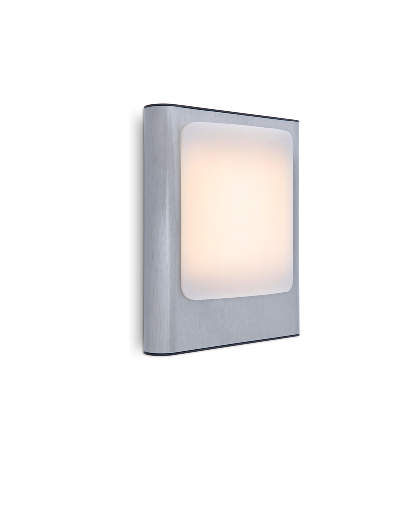 Lutec FACE outdoor wall lamp
