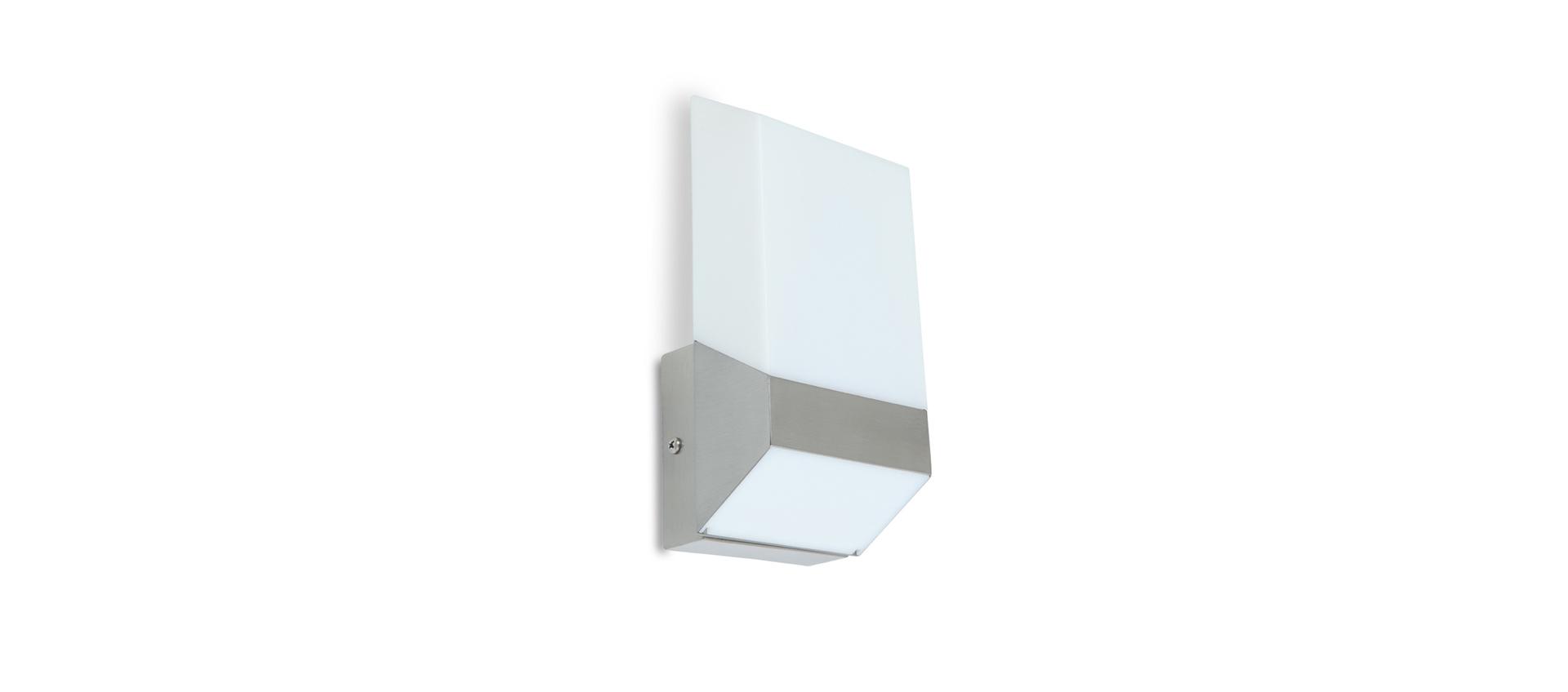 Modern Lutec FLAT outdoor wall lamp