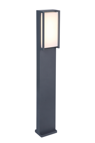 Lutec QUBO outdoor lighting post