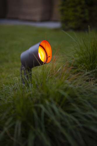 Outdoor lamp for lighting trees and shrubs Lutec EXPLORER