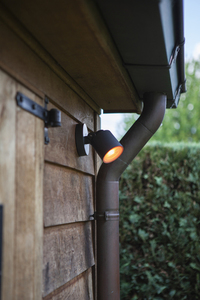 Outdoor wall lamp Lutec EXPLORER 430lm small 1