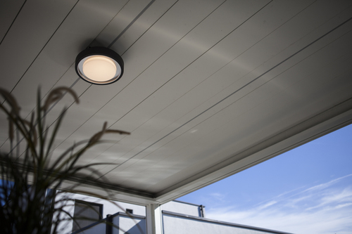 Lutec ORIGO outdoor ceiling lamp