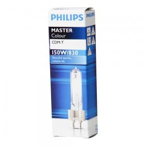 Philips Master Color CDM-T 150W / 830 G12 bulb small 0