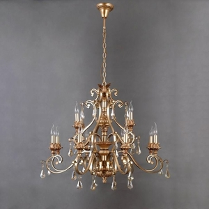Bologna Country 12 hanging lamp - 639012312 small 0