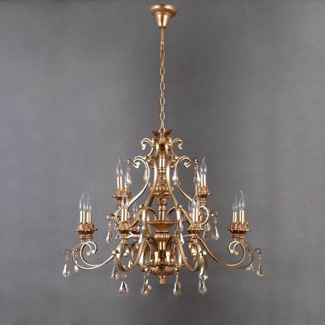 Bologna Country 12 hanging lamp - 639012312