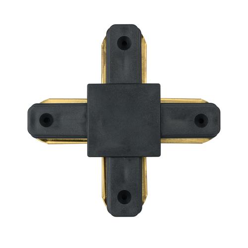 Track-system Techno Black - CON 2X BL