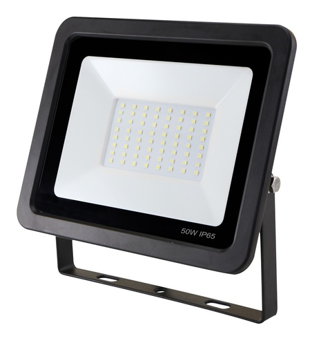 LED 50W / 230V 6400K slim floodlight