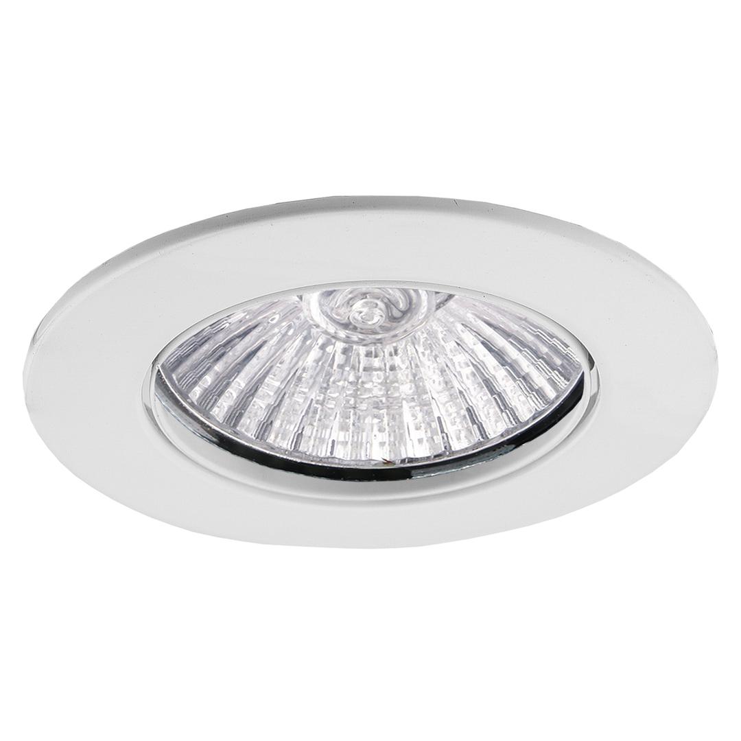 MONDO 50W ceiling spotlight movable white
