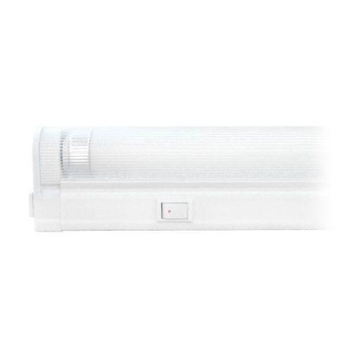 Fluorescent lamp luminaire -T5 6W 28.3 cm - 6400k
